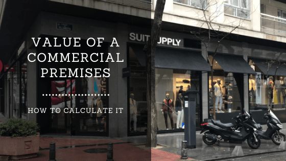 value of a commercial premises