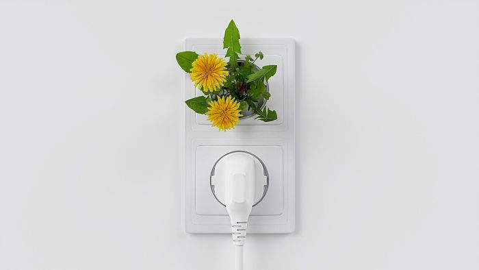 power consumption, sustainable office